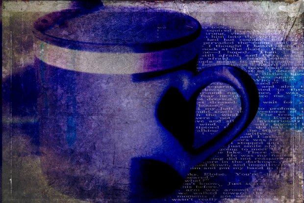 cofee heart